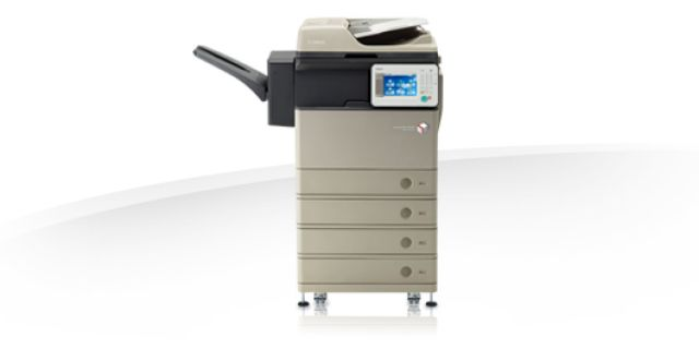 Canon imageRUNNER ADVANCE 400i_face