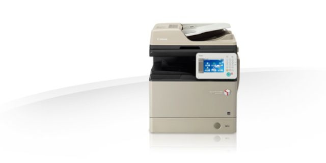 Canon imageRUNNER ADVANCE 400i_face2